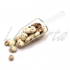 Декор шоколадный Buratti Мраморные камни (100грамм)