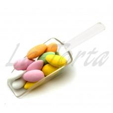 Декор шоколадный Buratti Фисташка в сахарной глазури (15шт)
