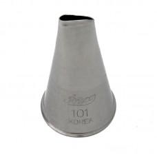 Насадка для крема Ateco #101
