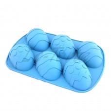 Силиковая форма для выпечки Пасхальные яйца