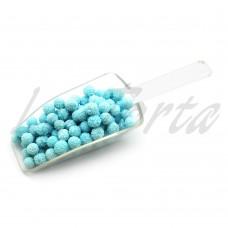 Сахарные кристаллы Buratti Голубая Мимоза(100гр)