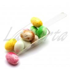 Шоколадный декор Buratti в виде пасхальных яиц (10шт)