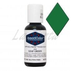 Гелевый краситель Америколор Зеленый лист