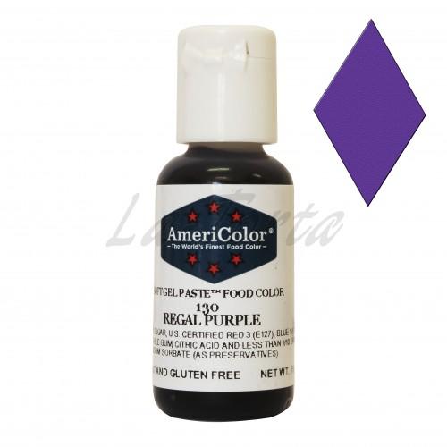 Гелевая краска Америколор Королевский фиолетовый