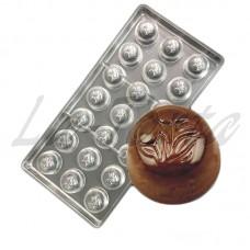 Поликарбонатная форма для шоколада Вишня