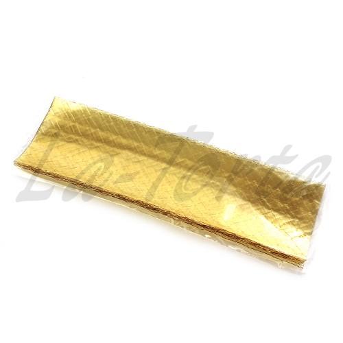 Желатин листовой, 10 пластин  50 ( ± 5 ) грамм