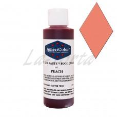 Гелевый краситель Америколор  Персик,  128 грамм