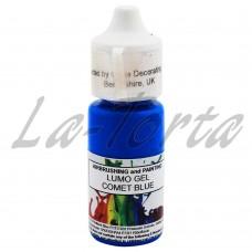 Краситель Rolkem Lumo Gel Paint/Airbrash-Comet Blue