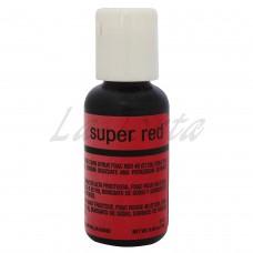 Краситель для аэрографа Chefmaster Super Red
