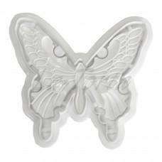 Роскошная бабочка-резак (маленькая - 9см)
