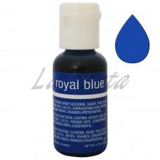 Гелевий барвник Chefmaster Liqua-Gel Royal Blue
