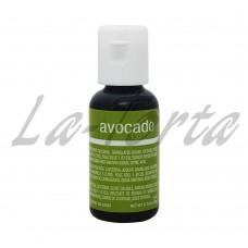 Гелевый краситель Chefmaster Liqua-Gel Avocado