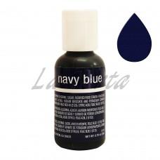 Гелевый краситель Chefmaster Liqua-Gel Navy Blue