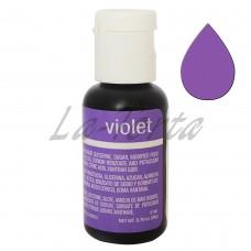 Гелевый краситель Chefmaster Liqua-Gel Violet