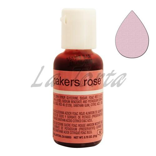 Гелевый краситель Chefmaster Liqua-Gel Bakers Rose