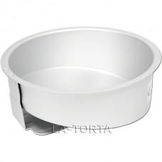Скошенная круглая форма для выпечки Mad Dadder 15 см