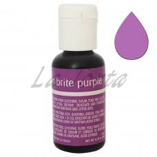 Гелевый краситель Chefmaster Liqua-Gel Neon Brite Purple