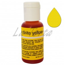 Гелевый краситель Chefmaster Liqua-Gel Neon Brite Yellow