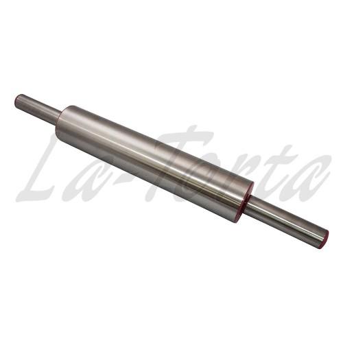 Скалка металлическая с ручками