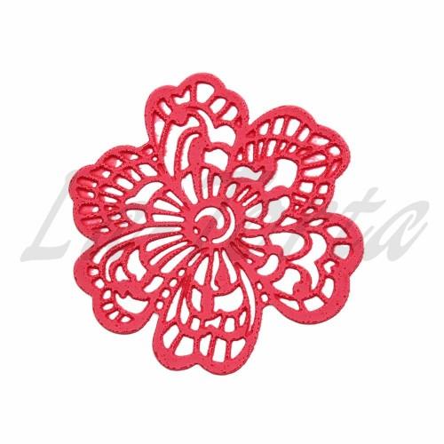 Кружева из гибкого айсинга розовые (661)