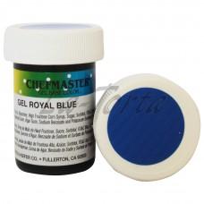Гель-краска Base Color Chefmaster Royal Blue 28грамм