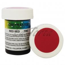 Гель-краска Base Color Chefmaster Red Red 28грамм