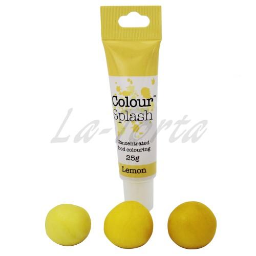 Гелевый краситель Colour Splash Lemon