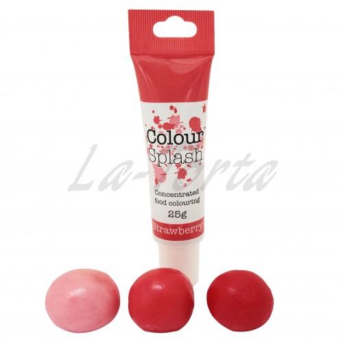 Гелевый краситель Colour Splash Strawberry