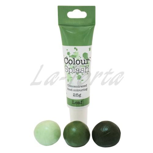 Гелевый краситель Colour Splash Leaf Green УЦЕНКА