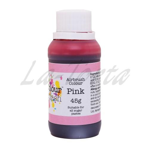 Краситель для аэрографа Colour Splash - Pink