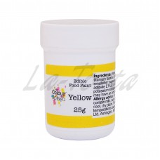 Краска для рисования Colour Splash - Matt Yellow