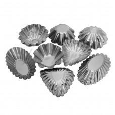 Набор металлических форм для тарталеток