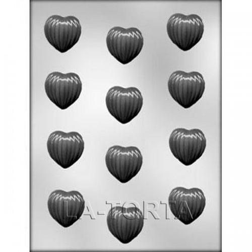 Молд для шоколада и мастики Шоколадное сердце