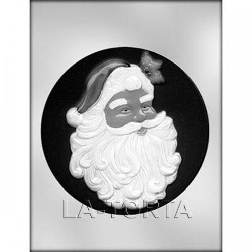 Молд для шоколада и мастики Дед Мороз