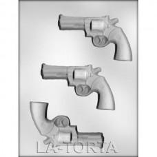 Молд для шоколада и мастики Револьвер