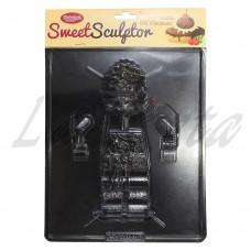 Молд для шоколада и мастики Лего Ниндзяго 3D (Большой)