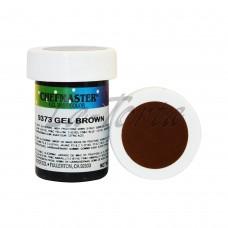 Гель-краска Base Color Chefmaster Brown 28грамм