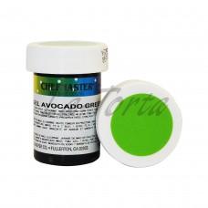 Гель-краска Base Color Chefmaster Avocado Green 28грамм
