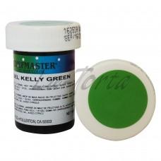 Гель-краска Base Color Chefmaster Kelly Green 28грамм