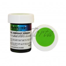 Гель-краска Base Color Chefmaster Bright Green 28грамм