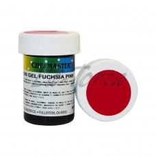 Гель-краска Base Color Chefmaster Fuchsia Pink 28грамм