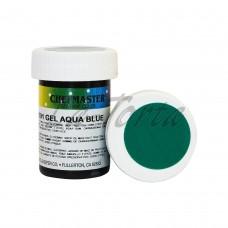 Гель-краска Base Color Chefmaster Aqua Blue 28грамм