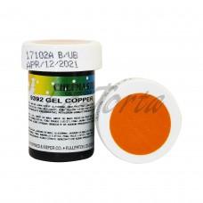 Гель-краска Base Color Chefmaster Copper 28грамм
