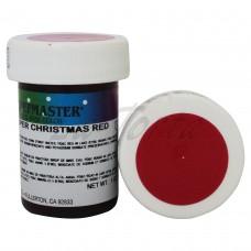 Гель-краска Base Color Chefmaster Super Christmas Red 28грамм