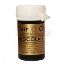 Гелевый краситель Sugarflair Шоколад (Chocolate)