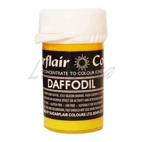 Гелевый краситель Sugarflair Нарцисс (Daffodil)