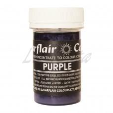 Гелевый краситель Sugarflair Пурпур (Purple)
