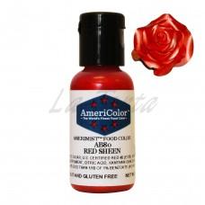 Жидкий краситель Americolor Сверкающий Красный