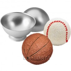 Форма для выпечки Мяч 3D