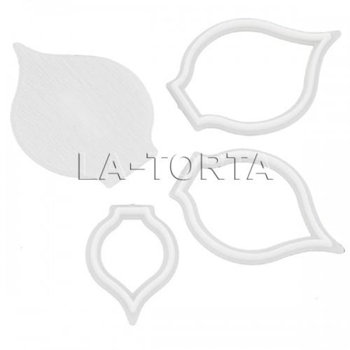 Лилия - комплект резаков FMM